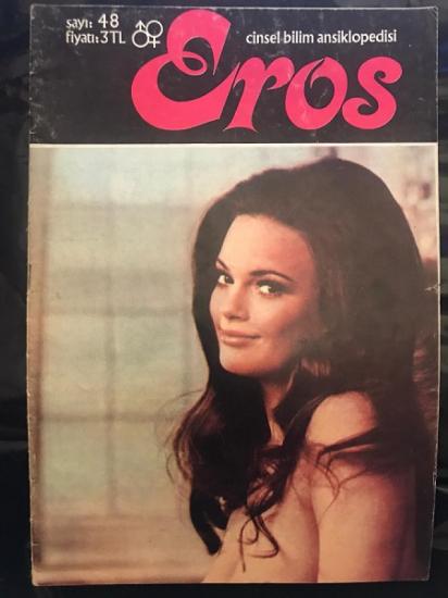 EROS CİNSEL BİLİM ANSİKLOPEDİSİ SAYI 48-26 OCAK 1971